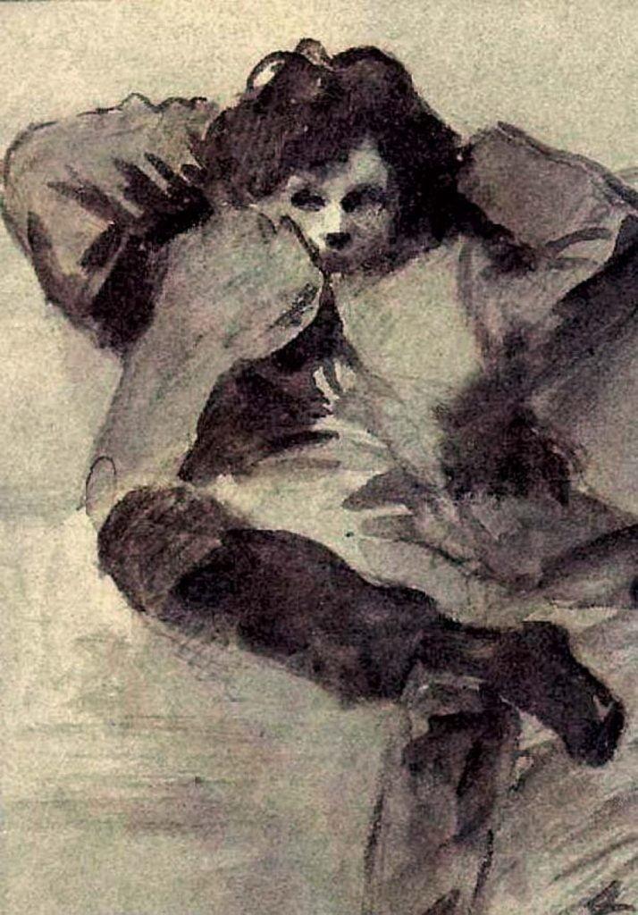 Rimbaud par Jean-Louis Forain