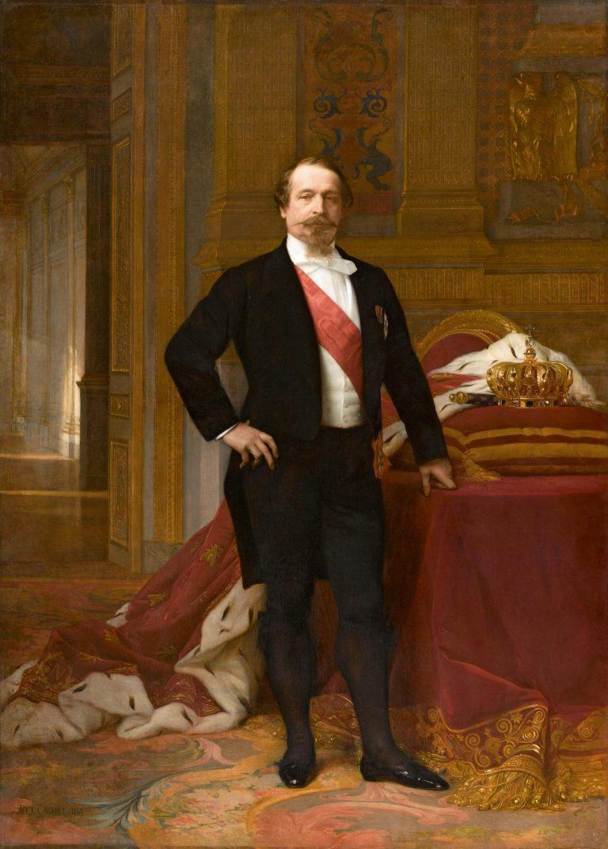 Napoléon III par Cabanel