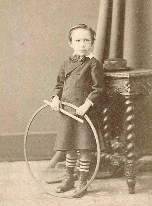 André Gide enfant