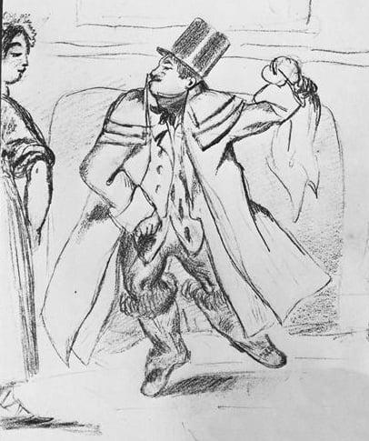 Stendhal dansant